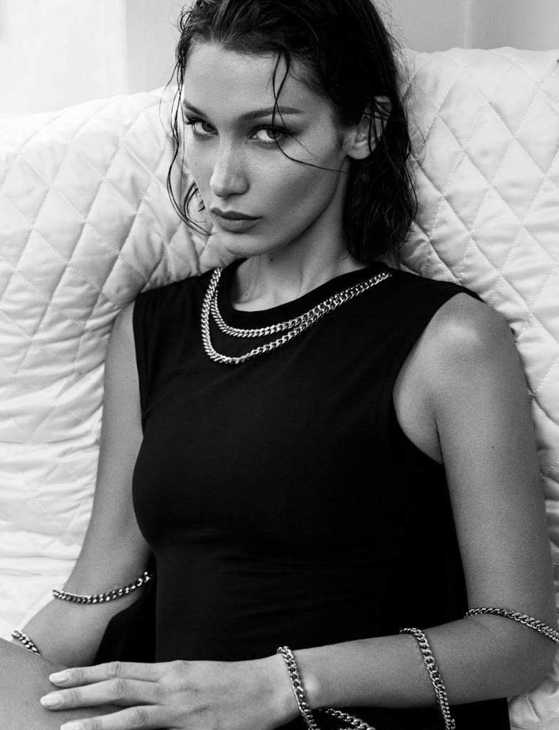 Bella Hadid by Zoey Grossman