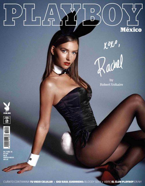 Playboy Mexico November 2018