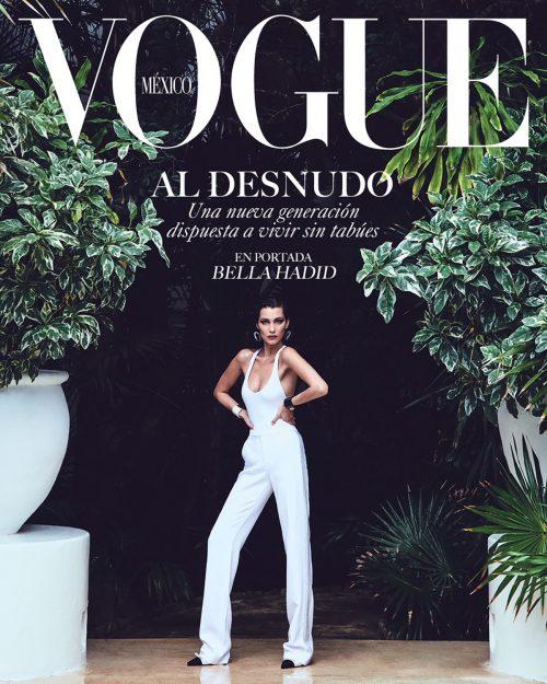 Vogue México July 2018