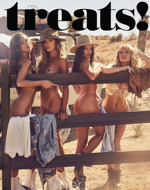 Treats! Magazine Issue #13 2020