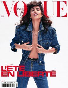 Vogue Paris July 2020